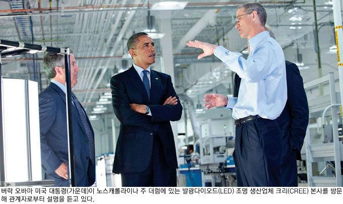 기지개 켜는 미국 제조업 '수출 한국' 위협