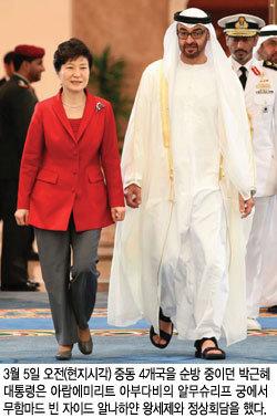 군사강국 UAE의 힘자랑, 왜?