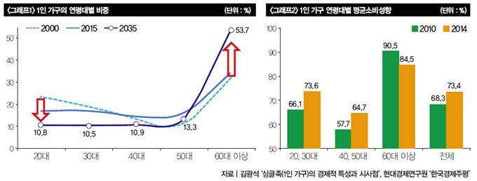 독거노인의 절대빈곤, 한국 경제의 그늘
