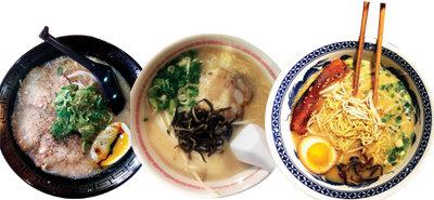 한국화 된 일본식 돈코쓰가 뜬다