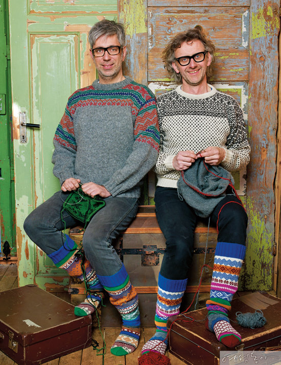 Arne&Carlos's Norwegian Knitting