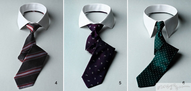 TIES MAKE MAN