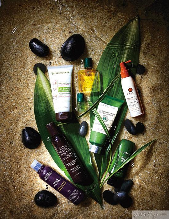 Natural Healing Hair Care