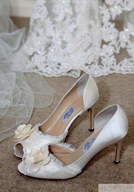 나는 작은 결혼식을 했다