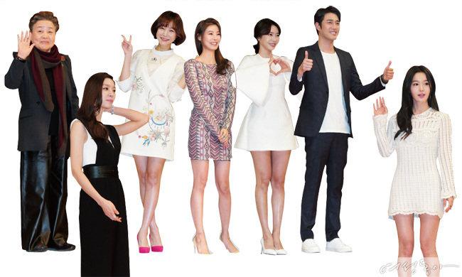〈그래, 그런 거야〉  출연자들이 말하는 김수현 작가