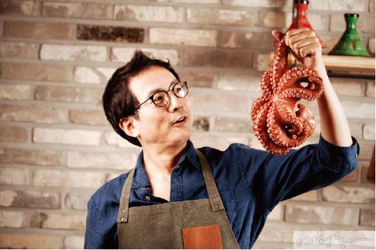 요리하는 남자 이욱정 PD의 세계 요리 여행