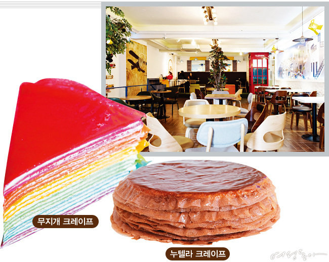 Crepe Cake Shop 8