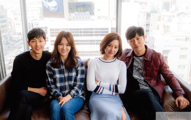 그 어려운 걸 해낸 대세 배우 송중기와의 사심 폭발 인터뷰
