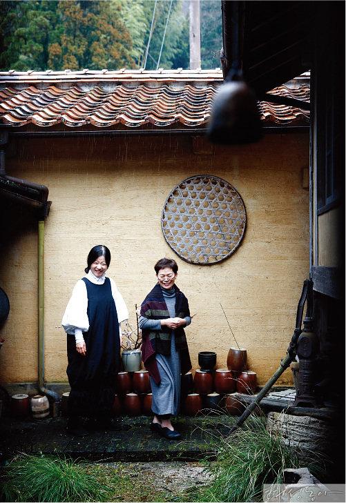 효재, 일본 살림의 여왕 마츠바 토미를 만나다