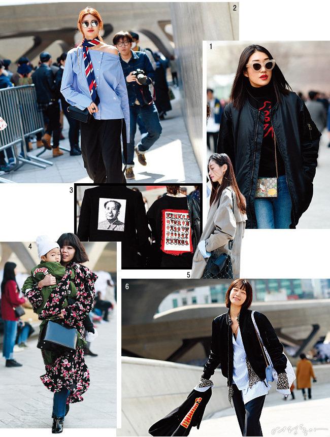 Fashion Week Street Scene