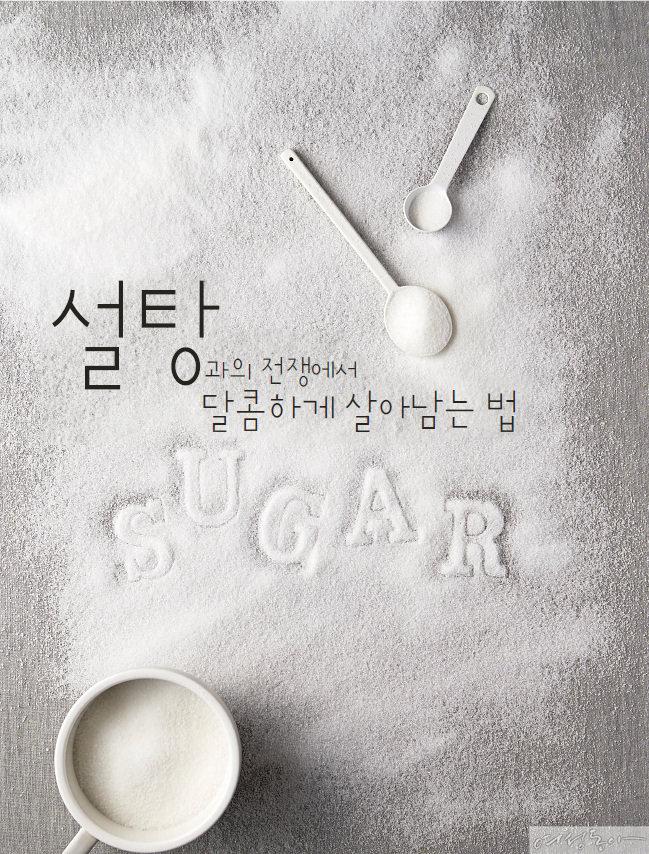 설탕과의 전쟁에서 달콤하게 살아남는 법