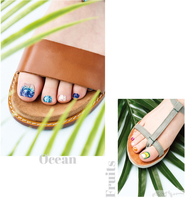 SUMMER ON NAILS