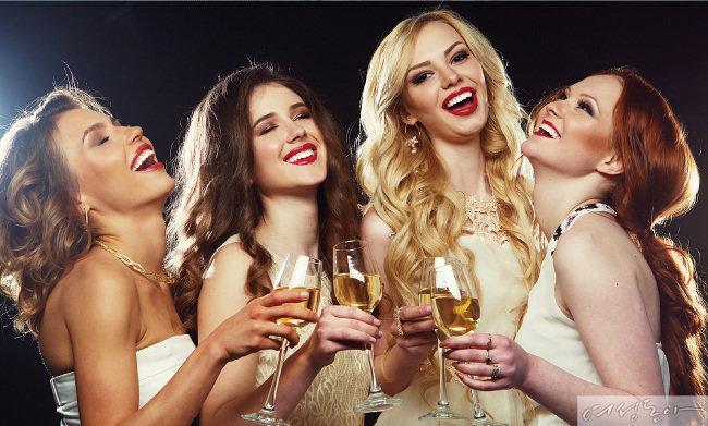 '순한 술' 열풍 속  여성의 간은 스스로 지키자