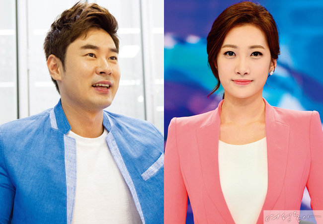 KBS 조충현·김민정 아나운서는 열애 중