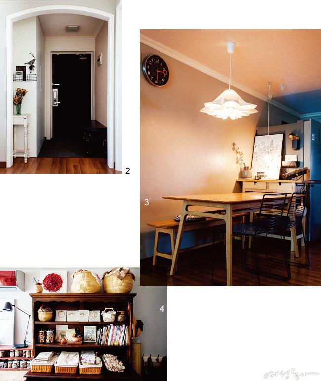 파워 블로거 다다의  집 [안]에서