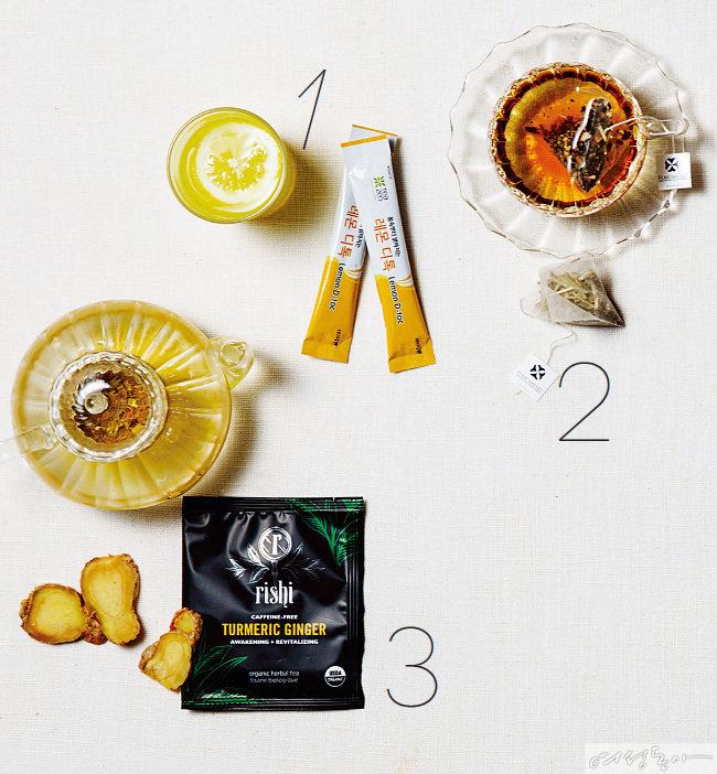 차 한잔으로 즐기는 디톡스 Teatox (티톡스)