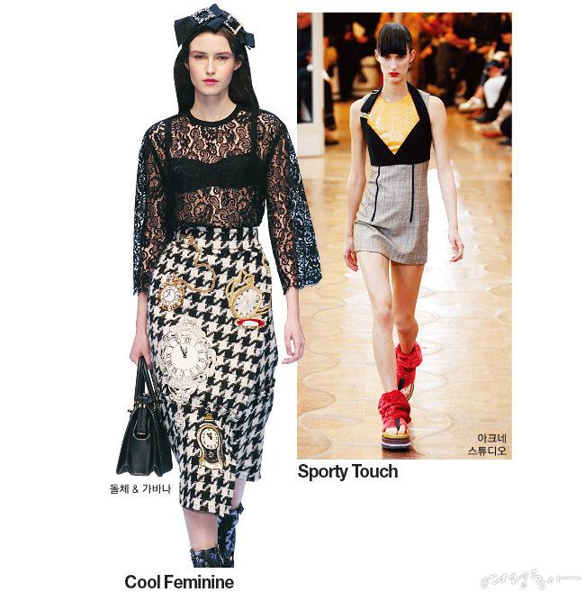 Fashion Fantasy 속옷과 겉옷 사이