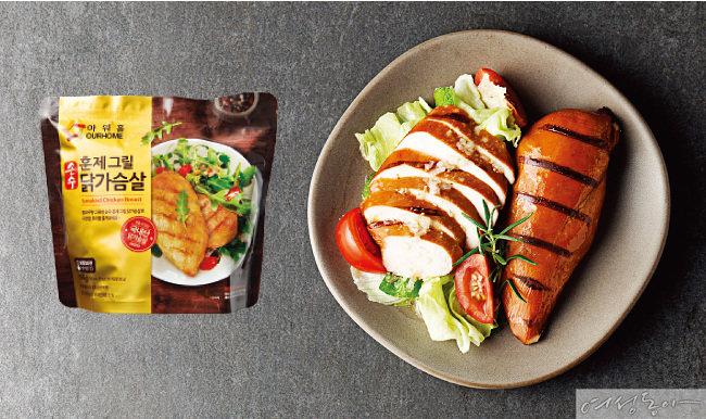 시판 요리로 차린 8월의 테이블