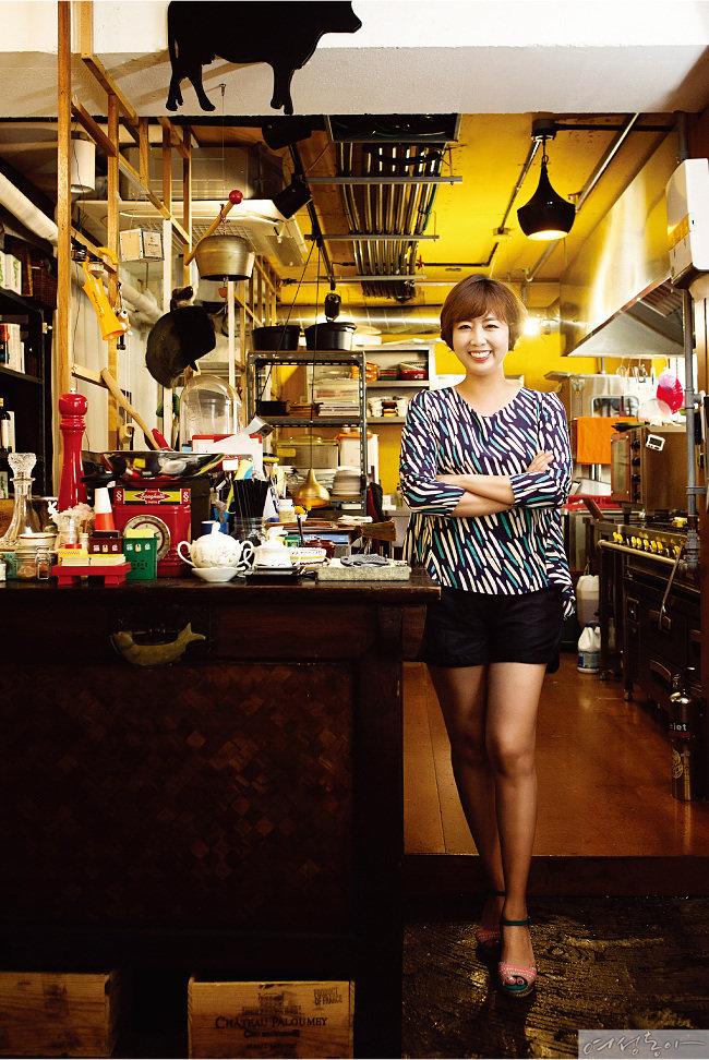 요리 요정 홍신애의 진짜 집밥
