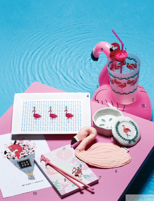 The Dream of Flamingo