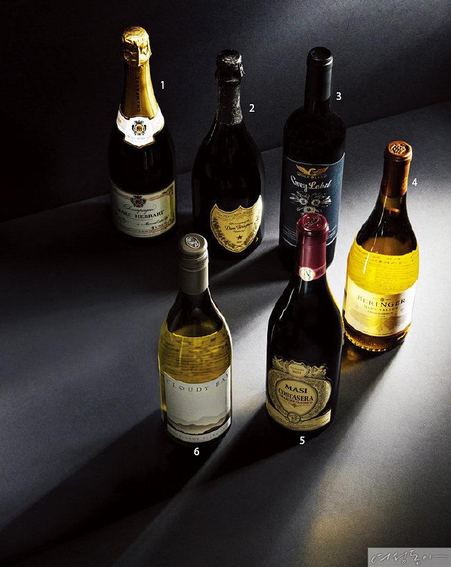 잘 고른 와인