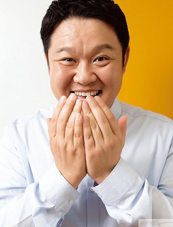 싱글 대디 김구라