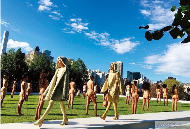 2017 뉴욕 패션위크