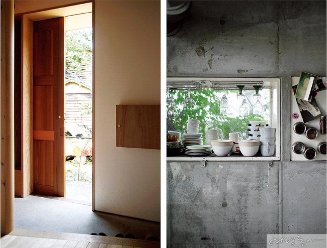 일본의 [작은 집]  인테리어