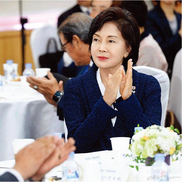 삼성가 안주인 홍라희 관장이 움직인다