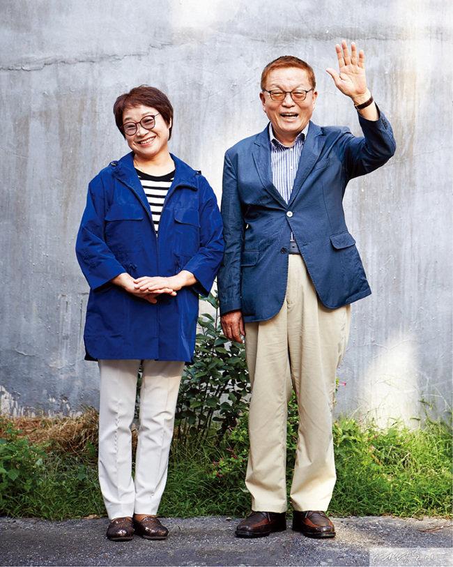 차지현·차태현 부모 인생은 아름다워