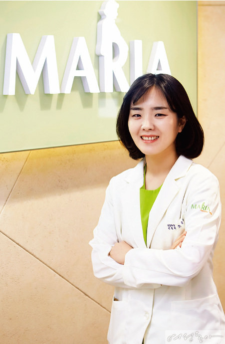 난임 전문 클리닉 부천 마리아병원 조유리 과장