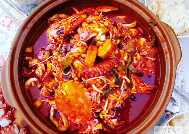 '푸른 바다의 요리 전설' 에릭