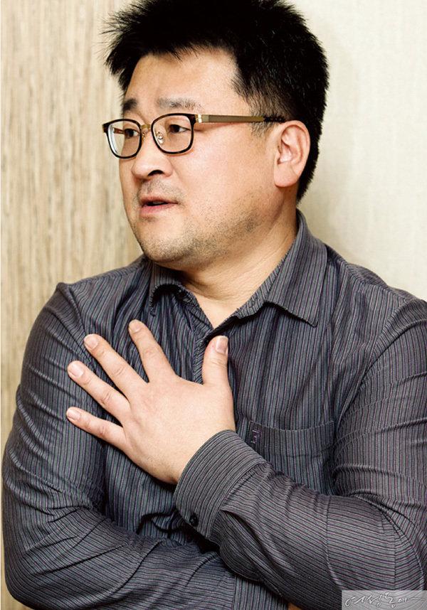 한상훈 전 청와대 조리장 최초 인터뷰