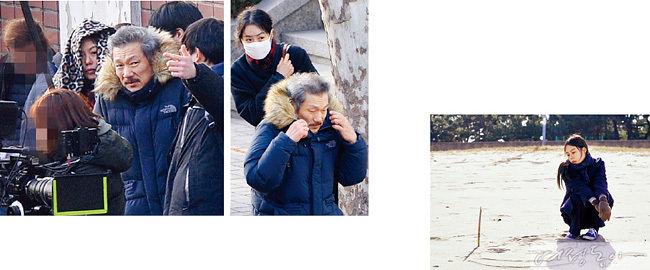 홍상수 감독, 부인이 대표인 제작사에서 '불륜설' 김민희와 새 영화 촬영