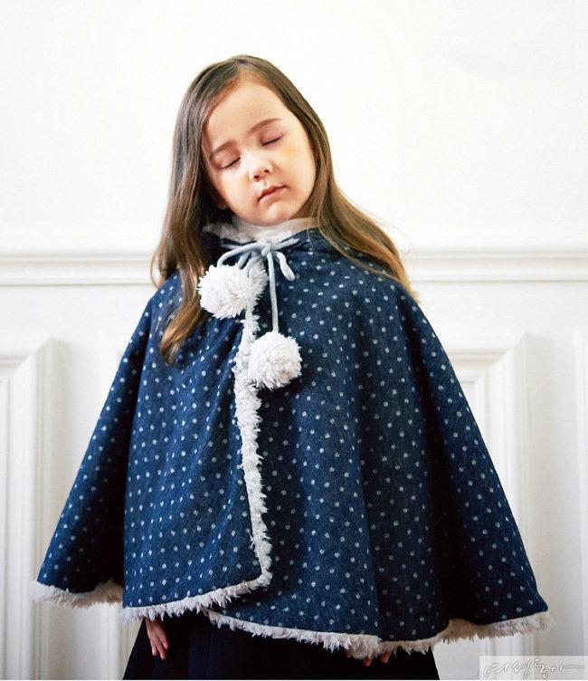 요즘 대세  북유럽 스타일 아이 옷 만들기