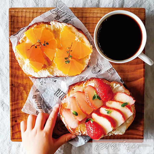 삼시세끼 브런치 | Hitomi's brunch