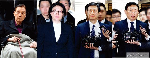 박근혜 게이트 3.0 떨고 있는 기업들의 속사정
