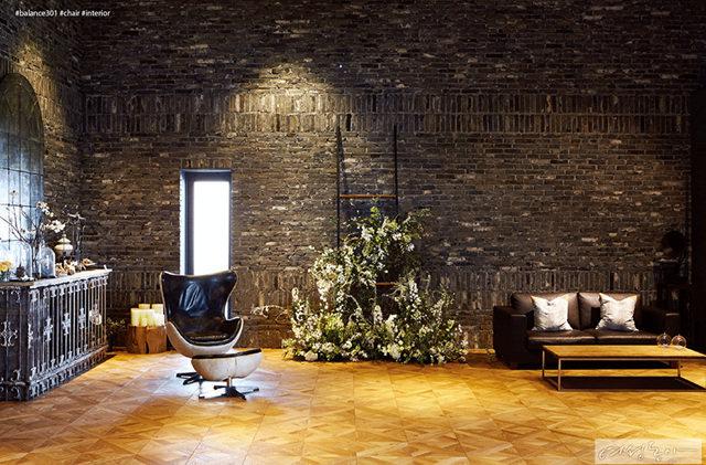 British &  Scandinavia 의자가 있는 공간
