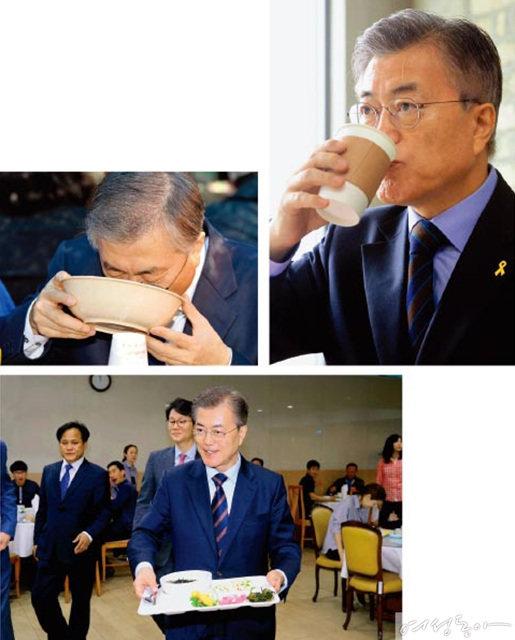 '아이돌' 인기 능가하는  문재인 대통령 스타일 분석