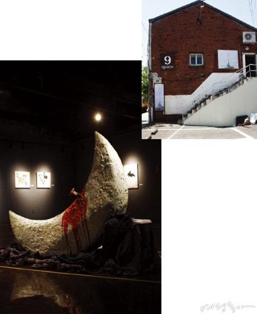 문래동 철공소 골목 예술촌이 되다