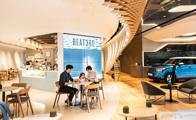 서울의 랜드마크로 떠오른 모든 상상과 영감의 공간 BEAT 360