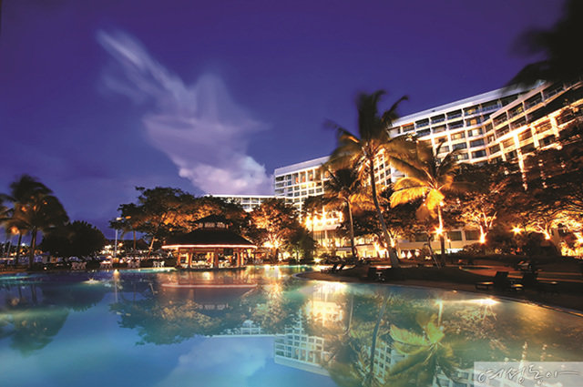 The Hot & Luxury Resorts  in South-East Asia