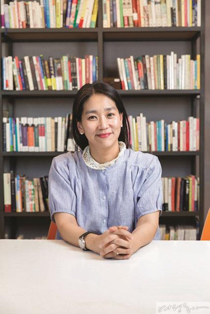 강혜정 외유내강 대표