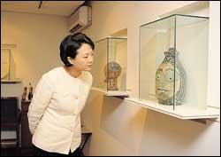 정몽준 의원 부인 김영명씨가 말하는 '우리 부부 살아가는 이야기'