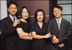 의료사고 무료변론 하는 의사 출신 변호사 전현희씨 가족