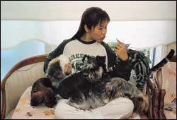 세마리 강아지 & 열한마리 고양이와 생활하는 김은주씨의 해피 라이프