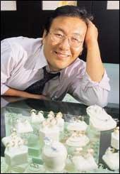 신개념 브랜드 '리토' 내놓은 국내 보석박사 1호 김화수