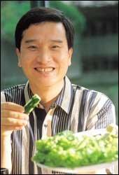 16년간 채식 실천하다 격월간지  창간한 이원복