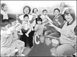 국내 유명 영어유치원 올가이드