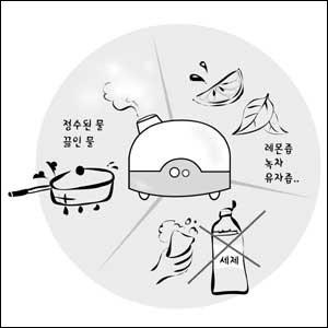 가습기·공기청정기 구입요령&사용법 꼼꼼가이드